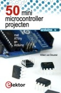 50 mini microcontroller projecten