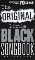 Bekijk details van The original little black songbook