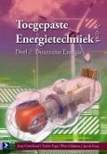 Bekijk details van Toegepaste energietechniek; Deel II