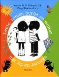 Bekijk details van Lente, zomer, herfst en winter met Jip en Janneke