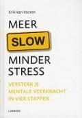 Bekijk details van Meer slow minder stress
