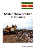 Bekijk details van Afval en afvalverwerking in Suriname