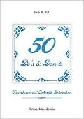 Bekijk details van 50 do's voor succesvol zakelijk netwerken