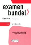 Bekijk details van Examenbundel vwo aardrijkskunde; 2015/2016