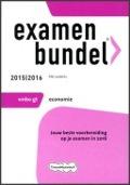 Bekijk details van Examenbundel vmbo gt economie; 2015/2016