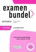 Bekijk details van Examenbundel vmbo kgt aardrijkskunde; 2015/2016