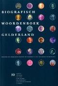 Bekijk details van Biografisch woordenboek Gelderland; Deel 10