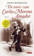 Bekijk details van De eeuw van Carlos Moreno Amador