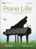 Bekijk details van Piano life; Lesboek 1