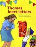 Bekijk details van Thomas leert letters