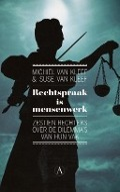 Bekijk details van Rechtspraak is mensenwerk