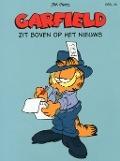 Bekijk details van Garfield zit boven op het nieuws