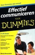 Bekijk details van Effectief communiceren voor dummies