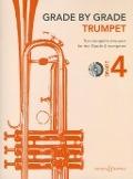 Bekijk details van Grade by grade; Trumpet; Grade 4