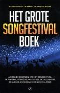 Bekijk details van Het grote songfestival boek