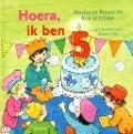 Bekijk details van Hoera, ik ben 5!