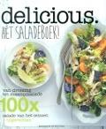 Bekijk details van Delicious. Hét saladeboek!