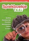 Bekijk details van Spiekboekje taal
