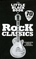 Bekijk details van The little black book of rock classics