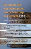 Bekijk details van De oudste lijst van leenmannen van de bisschop van Utrecht 1379