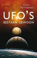 Bekijk details van Ufo's bestaan gewoon