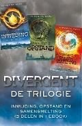 Bekijk details van Divergent, de trilogie