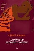 Bekijk details van A survey of buddhist thought