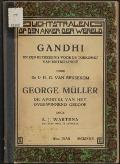 Bekijk details van Gandhi en zijn beteekenis voor de toekomst van Britsch-Indië