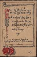 Bekijk details van Over de vrijheid van een Christenmensch en Zendbrief aan paus Leo X
