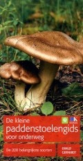 Bekijk details van De kleine paddenstoelengids voor onderweg