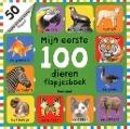 Bekijk details van Mijn eerste 100 dieren flapjesboek