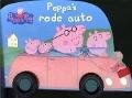 Bekijk details van Peppa's rode auto