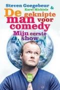 Bekijk details van De geknipte man voor comedy, mijn eerste show