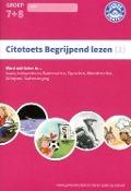 Bekijk details van Citotoets begrijpend lezen; (2)
