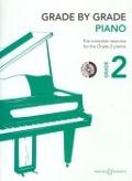 Bekijk details van Grade by grade; Piano; Grade 2