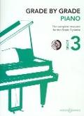 Bekijk details van Grade by grade; Piano; Grade 3