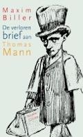 Bekijk details van De verloren brief aan Thomas Mann