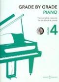 Bekijk details van Grade by grade; Piano; Grade 4