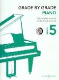 Bekijk details van Grade by grade; Piano; Grade 5