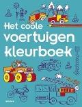 Bekijk details van Het coole voertuigen kleurboek