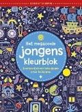 Bekijk details van Het megacoole jongens kleurblok