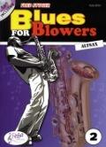 Bekijk details van Blues for blowers; Altsax