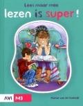 Bekijk details van Lezen is super!