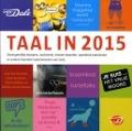 Bekijk details van Taal in 2015