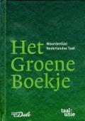 Bekijk details van Het Groene Boekje