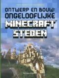 Bekijk details van Ontwerp en bouw: ongelooflijke Minecraft® steden