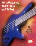 Bekijk details van 101 amazing jazz bass patterns