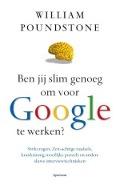 Bekijk details van Ben jij slim genoeg om voor Google te werken?