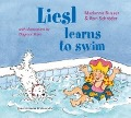 Bekijk details van Liesl learns to swim