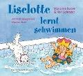 Bekijk details van Liselotte lernt schwimmen